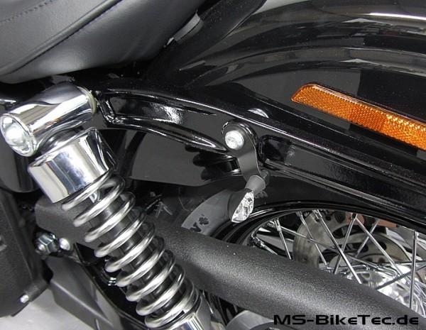 Blinkerhalter hinten für Dyna ® Modelle