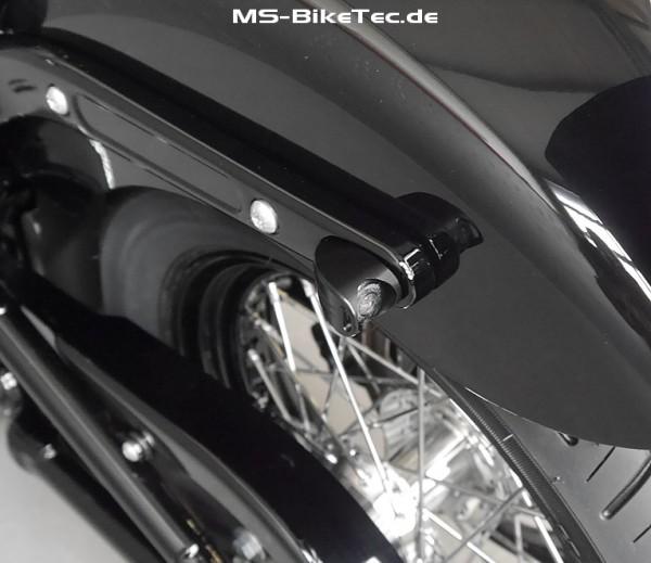 "Blinker-/ Rücklicht Set ""2-Stripe"" Softail Modelle ab 2018"