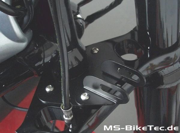 V-Rod / Night Rod Special Scheinwerferhalter bis 2011 (universal)