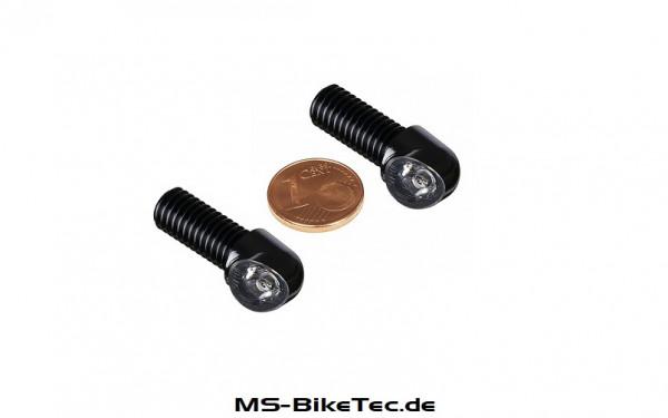 motogadget mo.blaze tens3 LED Blinker mit integriertem Brems- und Rücklicht  (1Paar)