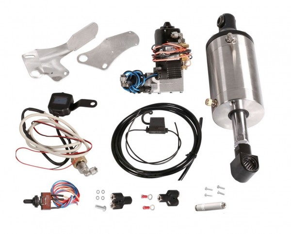 Airride Suspension Kit mit TÜV für Softail Modelle ab 2018