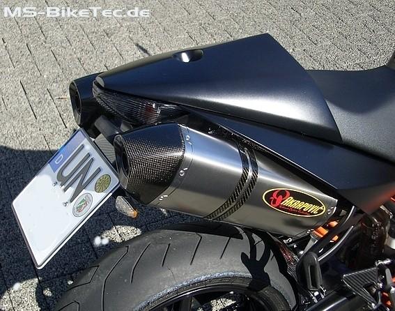 Sitzbankabdeckung (Soziusabdeckung) KTM ® Superduke 990