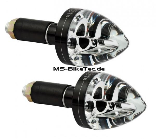 """LED """"m-blaze cone"""" Lenkerendenblinker motogadget (1 Paar)"""