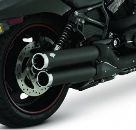V&H Widow slip-on V-Rod ® / Night Rod Special ®