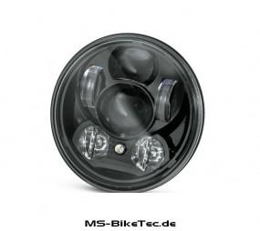 Daymaker LED Scheinwerfereinsatz, schwarz, 5 3/4