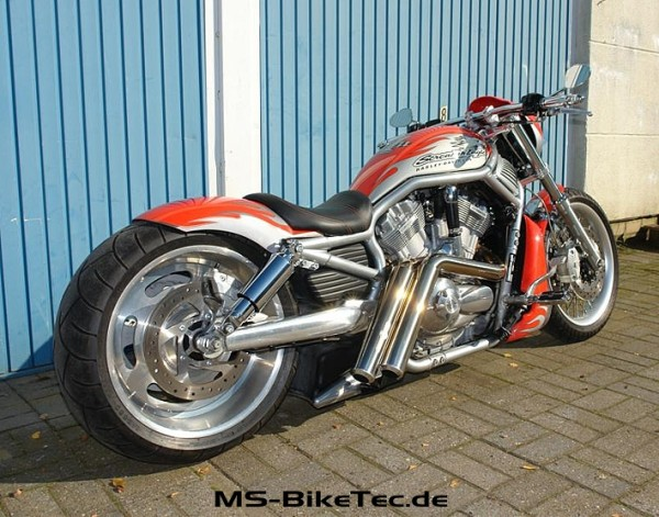 Kunden Bike Galerie: Harley Davidson 2