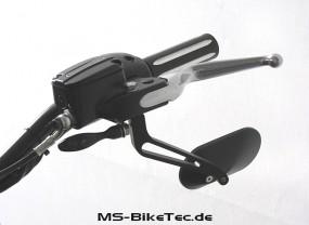 Blinkerhalter vorne für V-Rod + Sportster Modelle (1Paar)