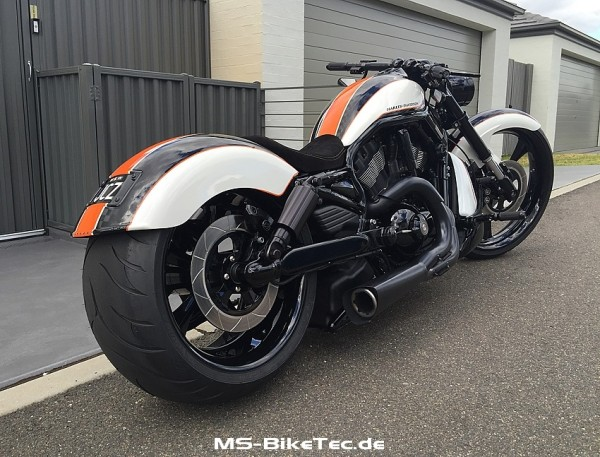 Kunden Bike Galerie: Harley Davidson 3