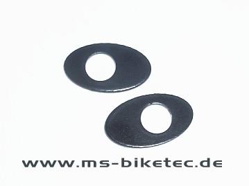 Blinker Montageplatten KTM (1 Paar)