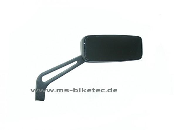 """Spiegel """"Loop"""" schwarz für Harley ® V Rod ®, Sportster ®, Dyna ®, Softail ®... (2 Stück)"""