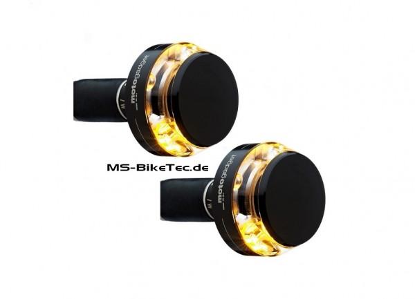 """LED """"m-blaze disc"""" Lenkerendenblinker motogadget (1 Paar)"""