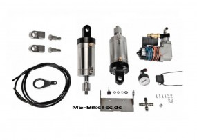 Airride Suspension Kit mit TÜV für Softail Modelle ´00-´17