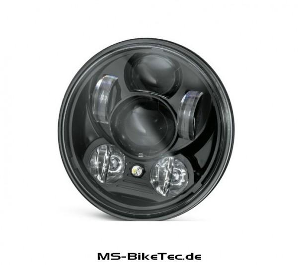 """Daymaker LED Scheinwerfereinsatz, schwarz, 5 3/4"""""""