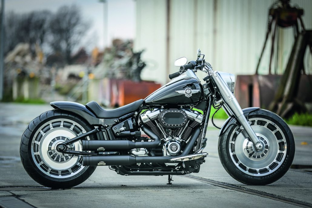 heckfender steel softail breakout fat boy fxdr ab. Black Bedroom Furniture Sets. Home Design Ideas