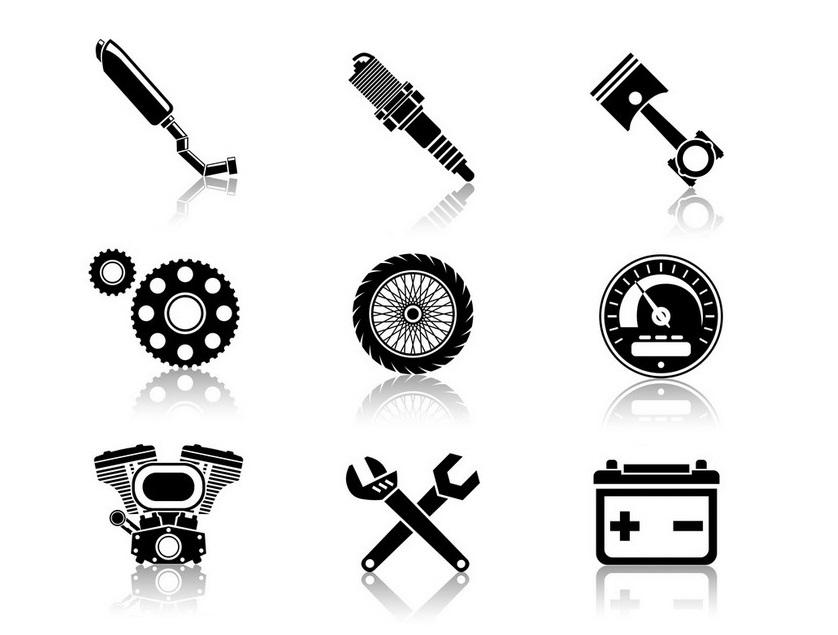 Bike - Parts