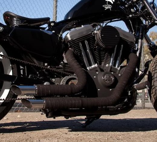 Artikel C Af C on Sportster Motor