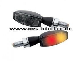 Blaze BR mini LED Blinker 3in1 mit Brems- und Rücklicht (1 Paar)