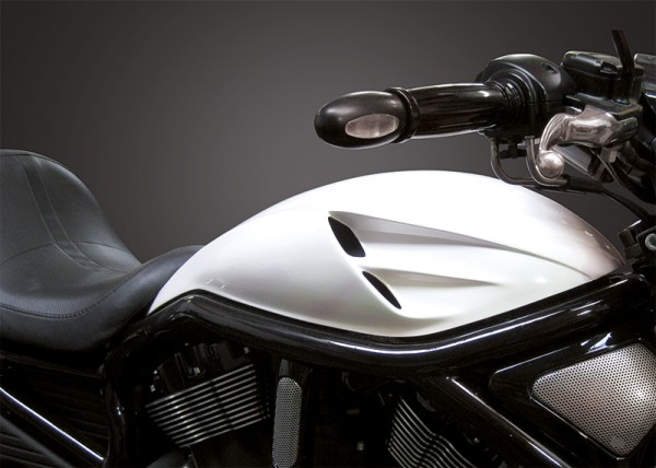 "Airbox-Cover ""NLC V-1"" V Rod ® und Night Rod Special ®"