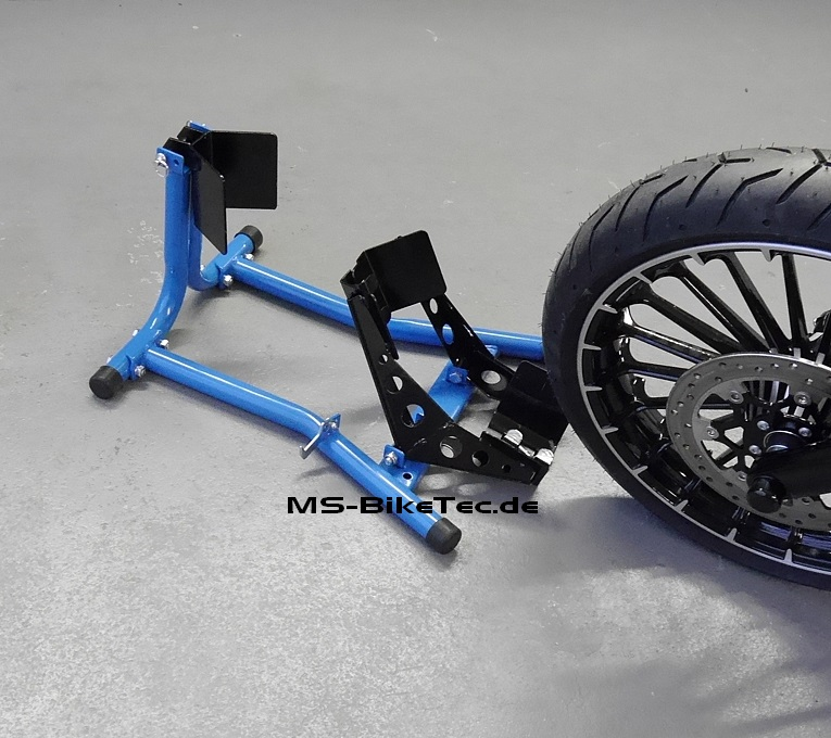 motorradst nder radkralle werkstatt werkzeug sportster modelle harley davidson. Black Bedroom Furniture Sets. Home Design Ideas