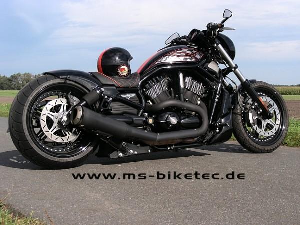 Kunden Bike Galerie: Harley Davidson 4