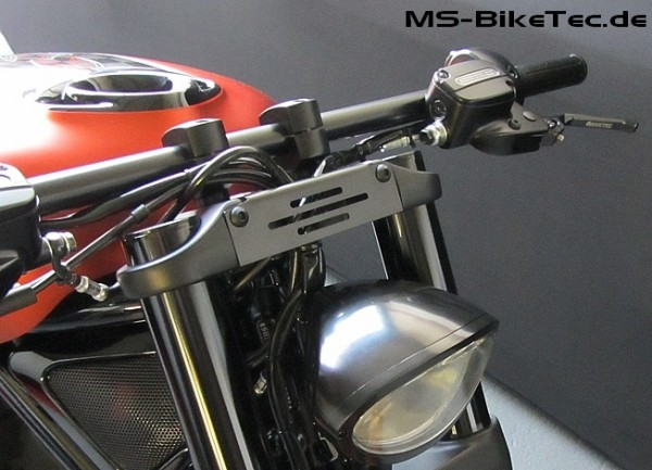 Gabelbrücken-Cover V Rod ® / Night Rod Special ® ab 2012 + Muscle ab 2009