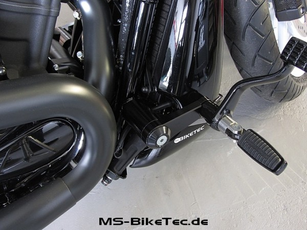 Fußrastenvorverlegung +50 / +100mm V Rod ® + Night Rod Special ® + Muscle ® ab Bj.2012