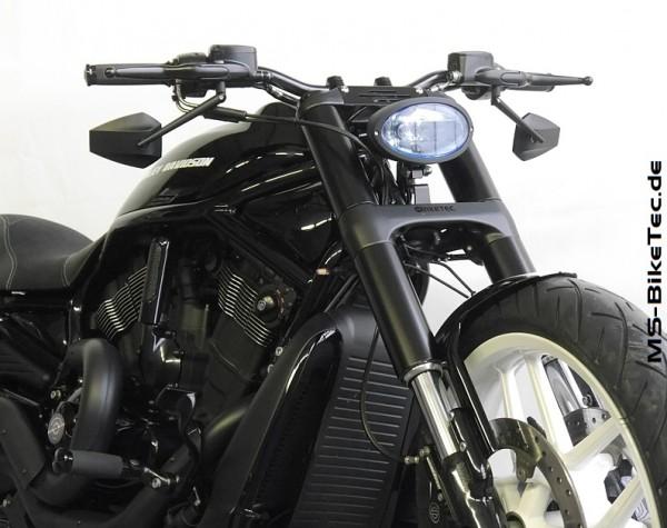 """Spiegel """"Dara"""" für Harley ® V Rod ®, Sportster ®, Dyna ®, Softail ®... (2 Stück)"""