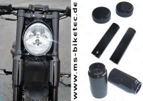 Gabel Cover Kit V Rod ® / Night Rod Special ® 2007-2011