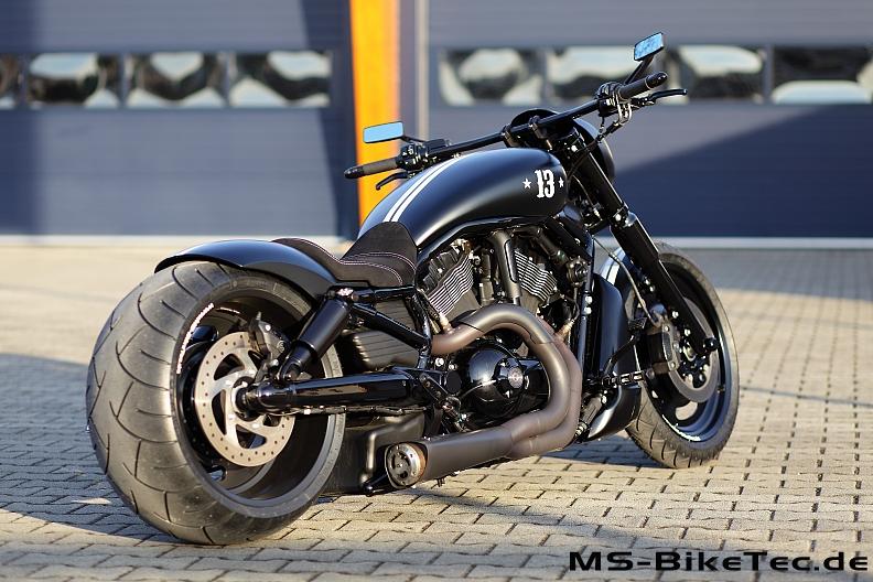 Harley Davidson V Rod Airbox Cover