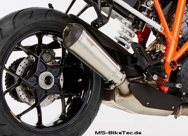 "SHARK ""DSX-7"" slip-on KTM Superduke 1290"