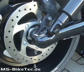 Achsen Cover (hinten) V Rod ® / Night Rod Special ® / Muscle ®